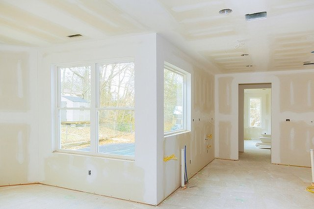Drywall repair service - Hercules Construction LLC - IL