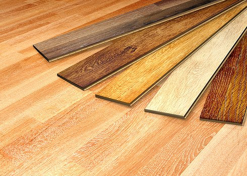 Laminate flooing installation - Hercules Construction LLC - Rockford