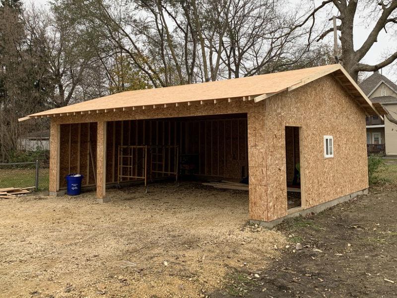 Garage Builders in Illinois