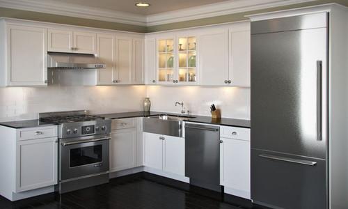 L-Shape Kitchen Remodel